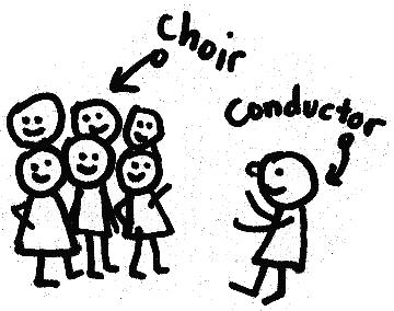 Abbey Consort Cartoon